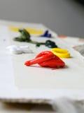 πετρέλαιο χρωμάτων Στοκ φωτογραφία με δικαίωμα ελεύθερης χρήσης