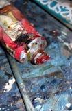 πετρέλαιο χρωμάτων Στοκ Εικόνες