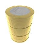 πετρέλαιο 2 νομίσματος Στοκ εικόνες με δικαίωμα ελεύθερης χρήσης