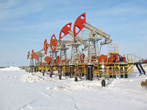 πετρέλαιο 3 βιομηχανίας στοκ εικόνες με δικαίωμα ελεύθερης χρήσης