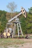 Πετρέλαιο αποσπασμάτων Στοκ Εικόνες
