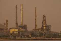 Πετρέλαιο στις κάψες Στοκ Φωτογραφίες