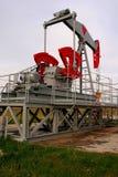 Πετρελαιοπηγή στοκ εικόνα