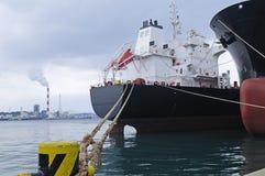 πετρελαιοφόρο βιομηχανίας αερίου grude Στοκ Εικόνες