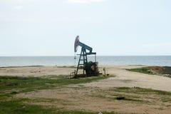 Πετρελαιοπηγή - Κούβα Στοκ Εικόνα