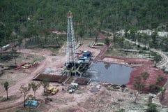 Πετρελαιοπηγή στοκ φωτογραφίες με δικαίωμα ελεύθερης χρήσης