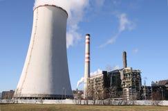 πετροχημικό εργοστασίων Στοκ φωτογραφία με δικαίωμα ελεύθερης χρήσης