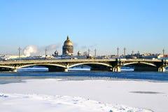 Πετρούπολη Άγιος Στοκ εικόνα με δικαίωμα ελεύθερης χρήσης