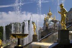 Πετρούπολη Ρωσία sankt στοκ εικόνες