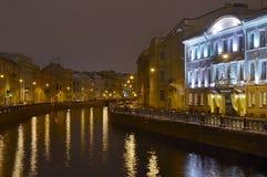 Πετρούπολη Ρωσία ST Στοκ φωτογραφίες με δικαίωμα ελεύθερης χρήσης