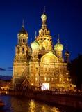 Πετρούπολη Ρωσία ST Στοκ Εικόνες