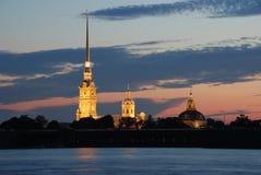 Πετρούπολη ST Στοκ εικόνα με δικαίωμα ελεύθερης χρήσης
