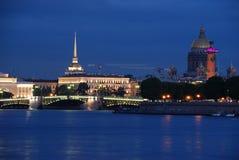 Πετρούπολη ST Στοκ Εικόνες
