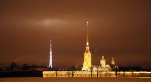 Πετρούπολη ST Στοκ Φωτογραφία