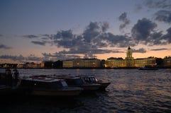 Πετρούπολη Άγιος Στοκ Φωτογραφία