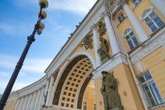 Πετρούπολη Άγιος Στοκ Εικόνες