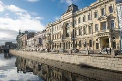 Πετρούπολη sankt Στοκ Εικόνες