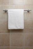 πετσέτα κρεμαστρών Στοκ εικόνα με δικαίωμα ελεύθερης χρήσης