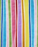 πετσέτα παραλιών ανασκόπησης Στοκ φωτογραφίες με δικαίωμα ελεύθερης χρήσης