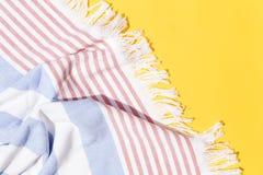 Πετσέτα παραλιών στοκ εικόνα