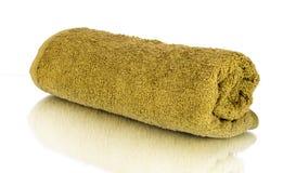 Πετσέτα που κυλιέται επάνω Στοκ Εικόνα