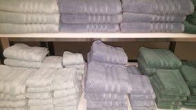 Πετσέτες βελούδου Στοκ φωτογραφία με δικαίωμα ελεύθερης χρήσης