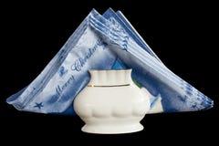 πετσέτες κατόχων Χριστο&upsilo Στοκ εικόνα με δικαίωμα ελεύθερης χρήσης