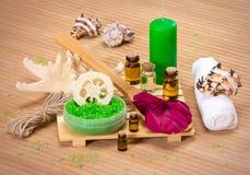 πετσέτες πετρών χαβιαριών σωμάτων λουτρών εξαρτημάτων gem milk soap spa Στοκ Φωτογραφία