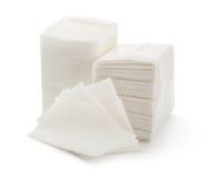 Πετσέτες της Λευκής Βίβλου Στοκ Φωτογραφίες