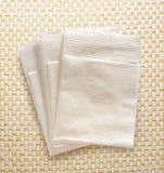 Πετσέτες της Λευκής Βίβλου Στοκ Εικόνες