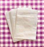 Πετσέτες της Λευκής Βίβλου Στοκ εικόνα με δικαίωμα ελεύθερης χρήσης