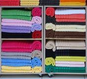 Πετσέτες του Terry Στοκ Εικόνες