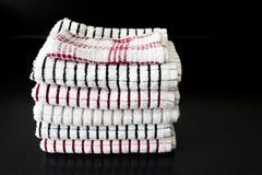 Πετσέτες τσαγιού Στοκ Φωτογραφίες