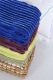 πετσέτες Στοκ Εικόνα