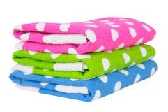 Πετσέτες Στοκ εικόνες με δικαίωμα ελεύθερης χρήσης