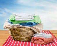 Πετσέτες Στοκ Φωτογραφίες