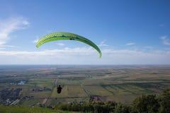 Πετώντας ανεμόπτερα Στοκ Εικόνα