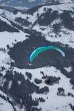 πετώντας ανεμόπτερο Στοκ Εικόνες