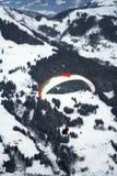 πετώντας ανεμόπτερο Στοκ Εικόνα