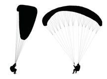 πετώντας ανεμόπτερο Στοκ φωτογραφίες με δικαίωμα ελεύθερης χρήσης