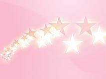 πετώντας αστέρια απεικόνισης ελεύθερη απεικόνιση δικαιώματος
