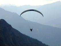 πετώντας βουνά Στοκ εικόνα με δικαίωμα ελεύθερης χρήσης