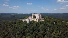 Πετώντας γύρω του κάστρου Buchlov, Δημοκρατία της Τσεχίας φιλμ μικρού μήκους