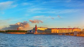 πετώντας εστιατόριο Ρωσία Άγιος Paul Peter Πετρούπολη φρουρίων Ολλανδού Στοκ Εικόνες