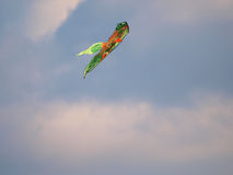 Πετώντας ικτίνος στον ουρανό Στοκ Φωτογραφίες