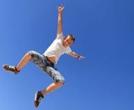 πετώντας ουρανός Στοκ Φωτογραφία