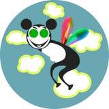 Πετώντας ποντίκι Στοκ Εικόνα
