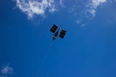 Πετώντας σκάφος Στοκ φωτογραφίες με δικαίωμα ελεύθερης χρήσης