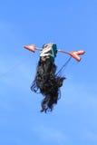 Πετώντας φάντασμα Στοκ φωτογραφία με δικαίωμα ελεύθερης χρήσης