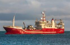 Πελάγιο αλιευτικό σκάφος Στοκ εικόνες με δικαίωμα ελεύθερης χρήσης